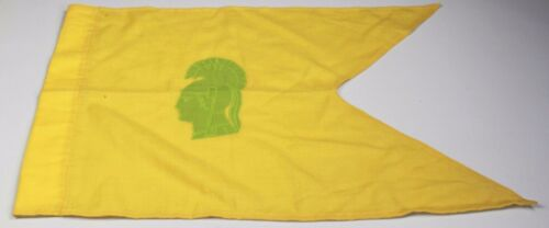 WWII WAC WAAC Womans Army Corps Wool Guidon Flag Banner Pennant RARE