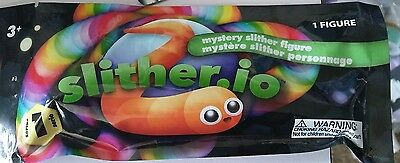 3X Slither Io Blind Mystery Pack Slitherio Snake Worm Game Figures Bag New Htf