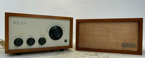 Vintage KLH Model 8 in restored working condition