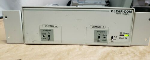 CLEAR-COM PS-22 POWER SUPPLY