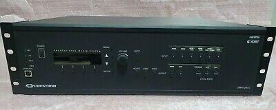 Crestron Dmps-200-c Digital Media Presentation Control Hdmi Vga Switcher System