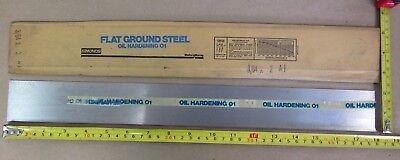 O1 Tool Steel Sheet 364 X 2 X 18 Simonds Flat Ground Steel Oil Hardening