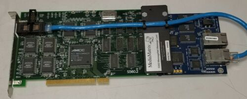 MediaMatrix S560 MessageNet Message Board/Card PCI S560.2
