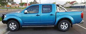 2008 Nissan Navara Dual Cab Sports Utility Warwick Southern Downs Preview