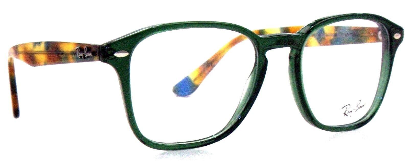 Ray-Ban Damen Herren Brillenfassung RB5352 5630  52mm dunkelgrün 534 T16