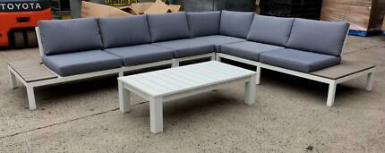 New Modular Lounge Suite Outdoor Furniture Corner Pool Table Sofa