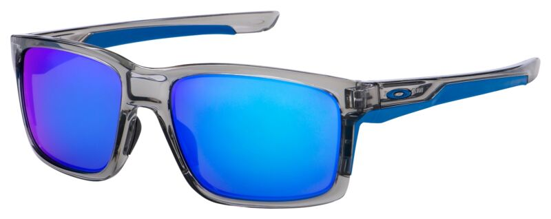Oakley Mainlink Sunglasses OO9264-03 Grey Ink | Sapphire Iridium Lens