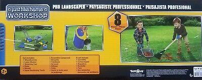 Just Like Home 10312017 Workshop Pro Landscaper 8 Piece Set ()