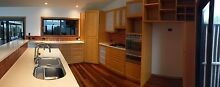 Full timber kitchen with stainless steel appliances for sale Marcus Beach Noosa Area Preview