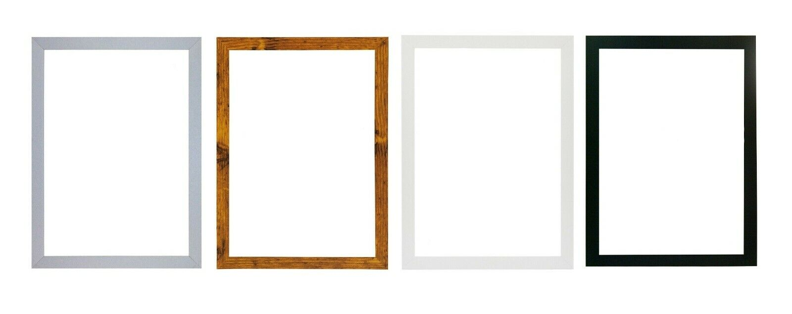 Picture Frame Wood Photo Poster Blue 110 X 80 Cm For Sale Ebay
