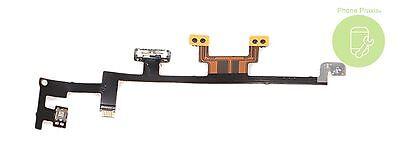 Apple iPad 3 Power Flex Flexband Flexkabel Ein Aus Schalter Laut & Leise Regler ()
