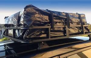Heavy Duty PVC Car 4WD 110x90x40cm Luggage Roof Rack Storage Bag Brisbane City Brisbane North West Preview