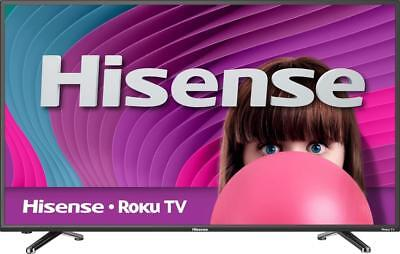 "Hisense - 50"" Class (50"" Diag.) - LED - 1080p - Smart - HDTV Roku TV"