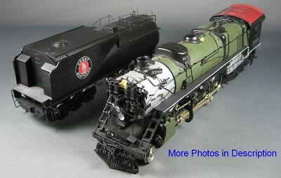 GN 2-8-2 Class O-8 Locomotive/Tender, Brass, Oriental Ltd., O-Scale 2-Rail, used for sale  Arvada
