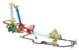Thomas Trackmaster Skyhigh Bridge Jump Set £50