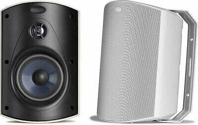 Polk Audio Atrium 6 Outdoor Speakers with Bass Reflex Enclos
