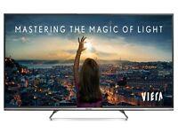 NEW EX-Display PANASONIC VIERA TX55CX680B 55 inch 4K Ultra HD Smart LED TV Freeview Play ONLY £500