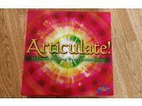 Articulate! Board Game - Complete (unused)