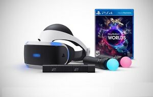PS VR with 5 games