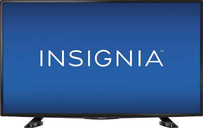 "Open-Box: Insignia- 40"" Class (40"" Diag.) - LED - 1080p - HDTV - Black"