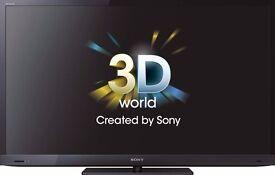 "40"" Sony 40ex723 3d tv"
