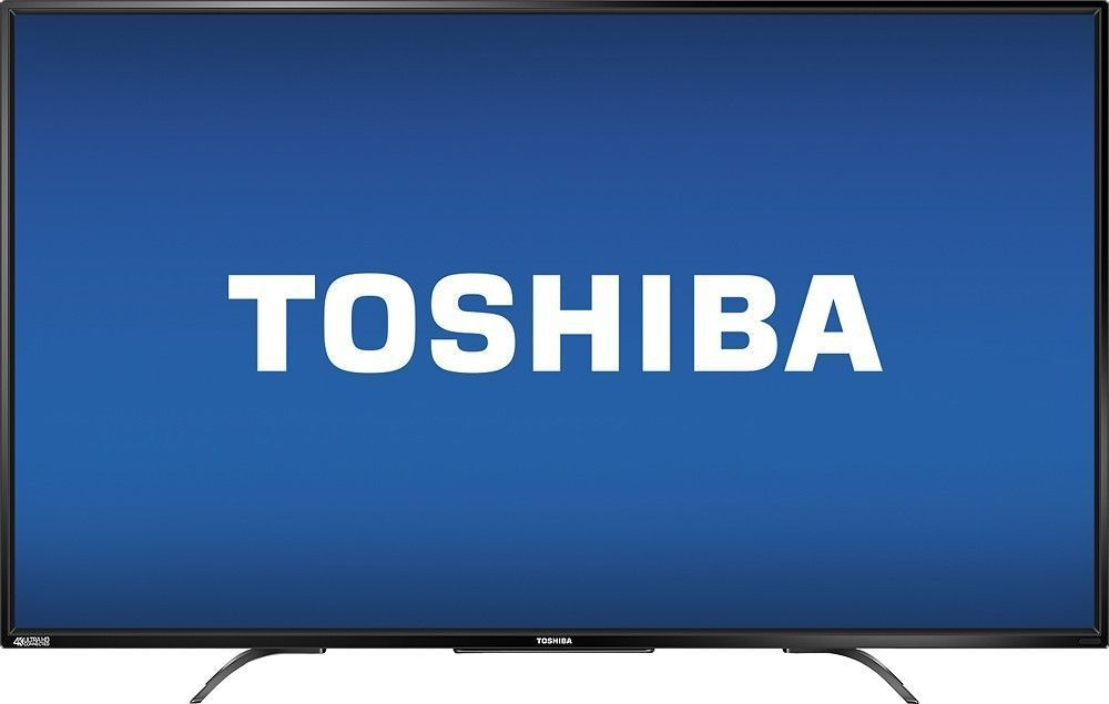"""New Toshiba 49"""" LED 2160p 4K Chromecast Built-in SMART ULTRA HDTV 2018 MODEL"""