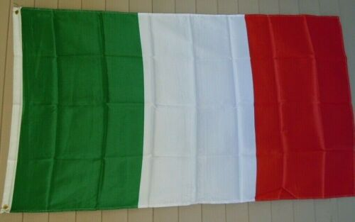 NEW 3x5 ft ITALY-ITALIAN FLAG BANNER