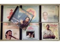 SMALL SELECTION OF INDIAN DEVOTIONAL MUSIC ON 7 CDS.