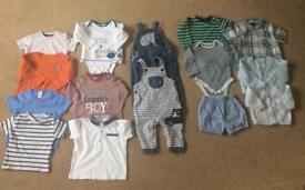Boys 6/9 months bundle vgc