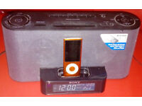 Sony ICF-C1iPMk2 Speaker Dock/Clock Radio Dream Machine for sale in liverpool