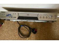 Silver DVD/CD/VIDEO CD Player -Sony DVP-NS300
