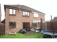 2 bedroom house to rent in Chufford Hundred with c2c trains to London