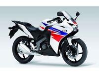 Honda CBR 125 parts