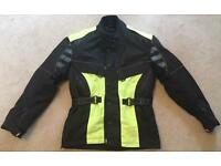 SOLD As new Motorcycle Jacket.