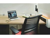 Private Offices and Co-working Flexible office space service office desk space work from home