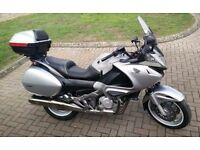 Honda Deauville NT700 VA-09 with only 7335 miles