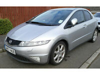 Honda Civic EX Sat Nav Cruise Control Diesel Excellent condition