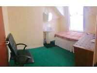 Semi-furnished room for rent £194 monthly
