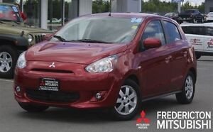 2014 Mitsubishi Mirage SE! HEATED SEATS! ONLY $42/WK TAX INC. $0