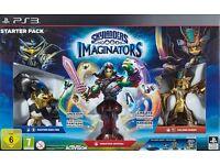 Skylanders Imaginators Starter Pack - versions for Nintendo Wii U / PS3 - new, sealed box