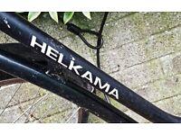 Lady bike, HELKAMA