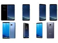 4 X SMARTPHONES. 128GB Similar to Samsung s8+