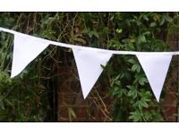 Any bunting wanted.