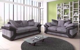 *XMAS SALE NOW ON * DINO 3+2 SOFA SETS / LEFT OR RIGHT HAND CORNER SOFAS *24-48 HOUR DELIVERY