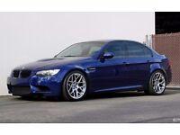 """4 NEW 19"""" ALLOYS WHEELS TO FIT BMW E90 E91 E92 E93 M3 M4 M5 M6 F30 F32 F10 F12 Z4 M SPORT"""