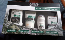 L'Oreal Men Expert Sensitive Expert Gift Set