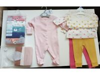 Girls Baby Clothes - New £20