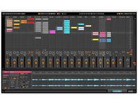 ABLETON LIVE SUITE V9.7.1 MAC or PC: