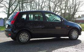 Ford Fiesta LX 1.3L 5 Door for sale   MOT til December   Recently Serviced
