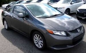 2012 Honda Civic EX-L Navigation | Htd Leather - Just arrived